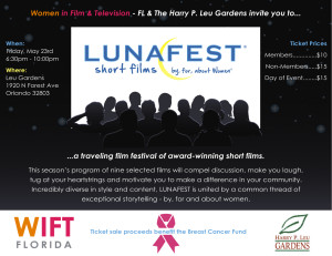LUNAFEST flyer May 23 14