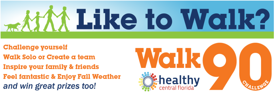 "2016 ""Walktober"" Challenge – Walk and Win!"